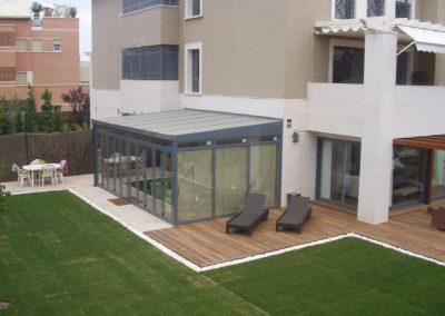 Ampliación de terraza (2)