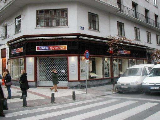 Tienda General Óptica