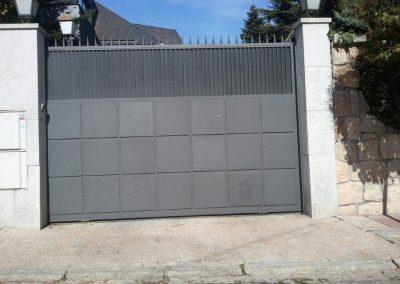 Puerta de garaje2