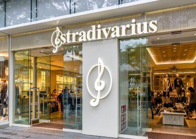 Tienda Stradivarius